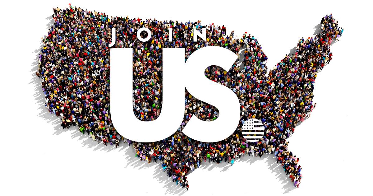 Join US - Volunteer